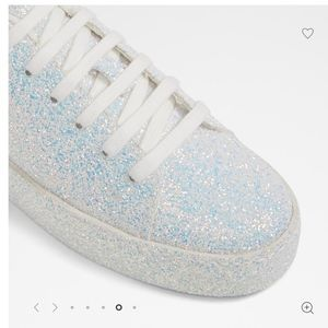 Aldo Shoes - New Aldo Sparkly Sneakers b7926f727